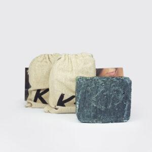 Karbonoir fekete szappan
