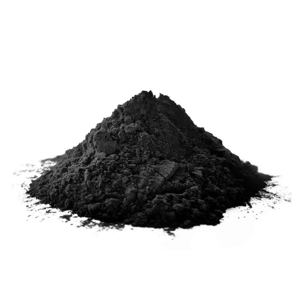 aktív szénpor